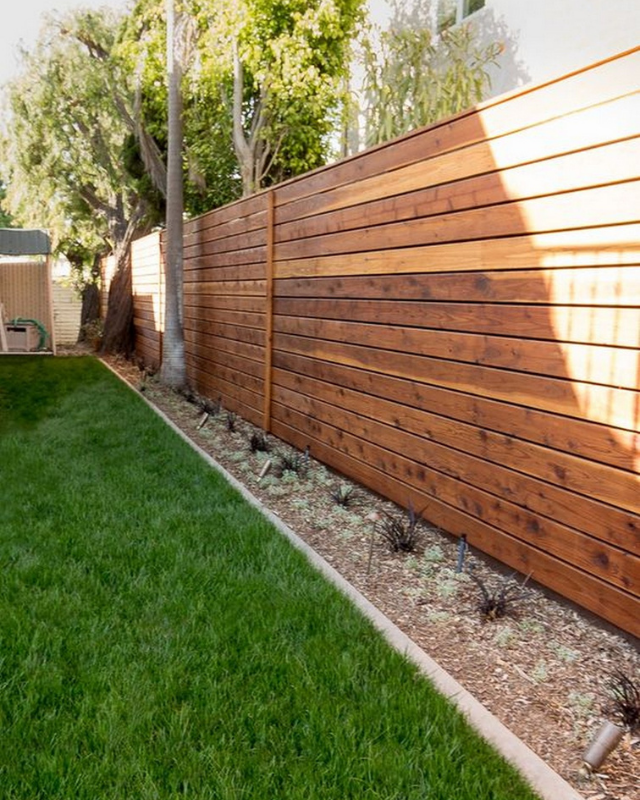 An iconic garden fence in Malta produced to specifications