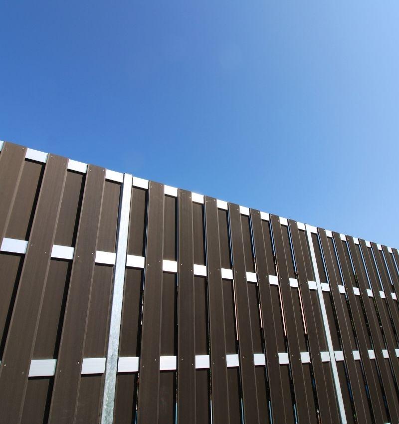Garden fence in Malta