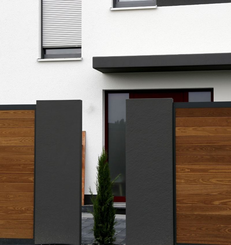 High grade products like gates and fence in Malta