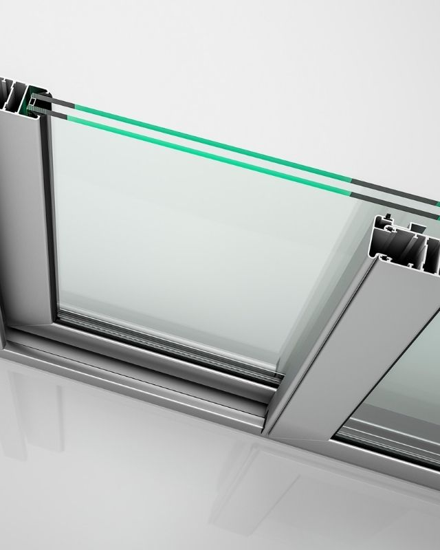 ALuminium Doors and Window Systems available in Malta