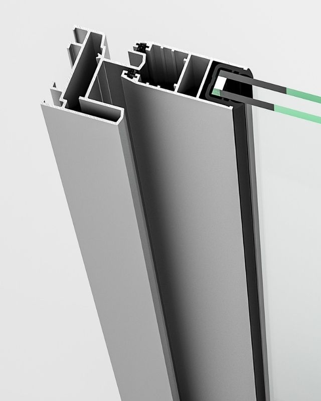 Aluminium Thermal Break systems available in Malta