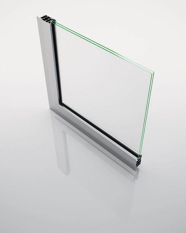 European windows made of aluminium in Malta