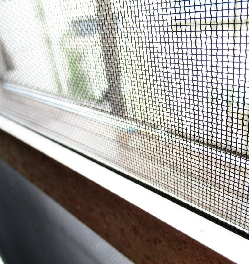 Aluminium insect screens in Malta