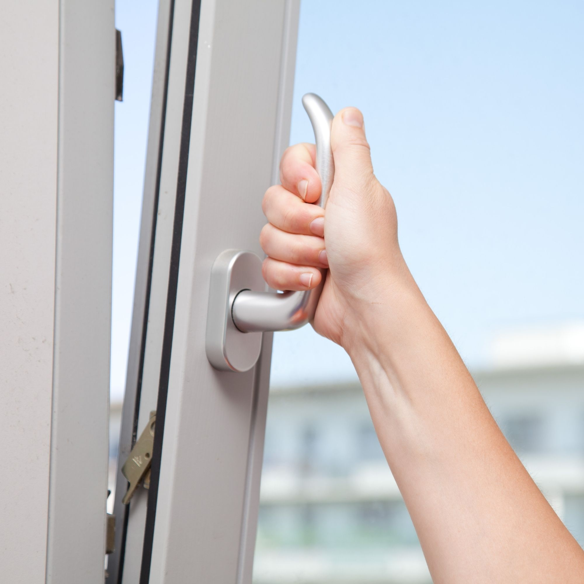 PVC Windows and doors offer the best sound proofing and insulation features