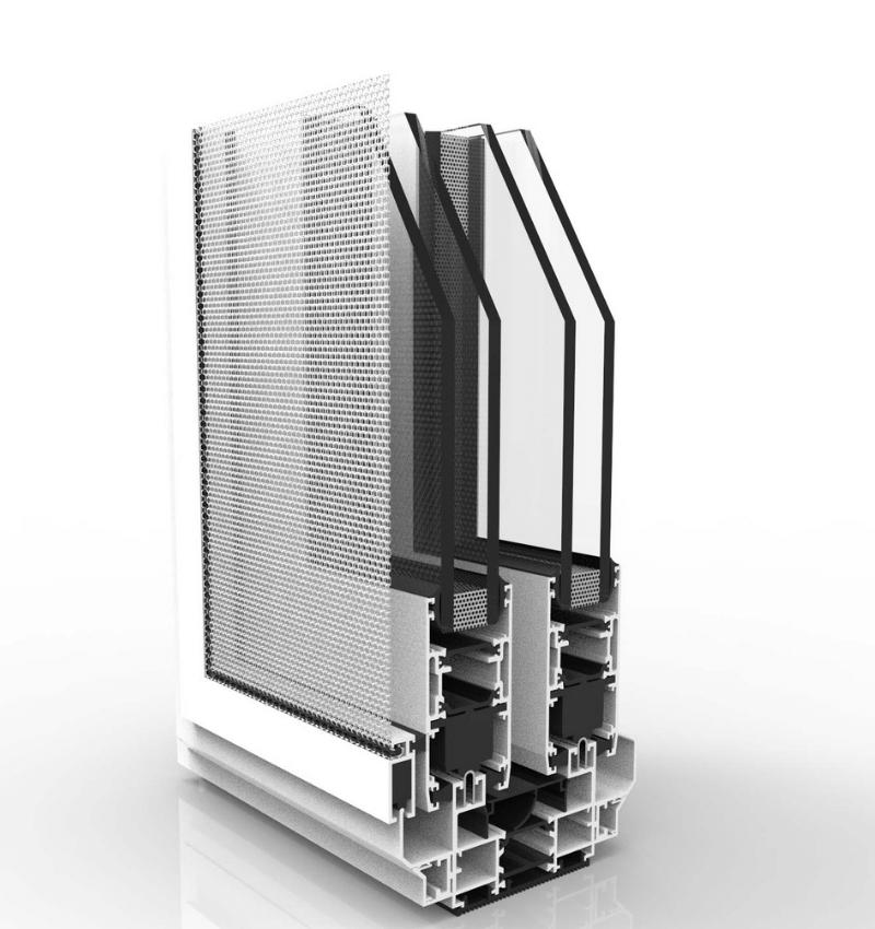 Doors in Malta with Thermal Break technology