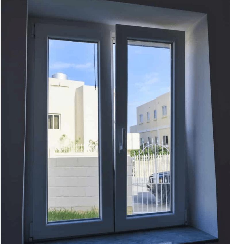 windwos and doors produced by Graham Aluminium